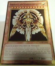 Horakhty el creador de la luz, ygopr-jp001, metal rare, Orica/anime Yugioh