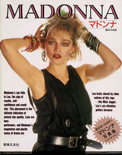 Weekly FM Special issue Madonna photo book Japan virgin tour 1985