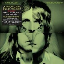 Only by the Night [CD/DVD] by Kings of Leon (CD, Dec-2008, 2 Discs) (REF BOX 19)