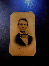 tintype Of President Abraham Lincoln by Pearson Civil War  C572RP