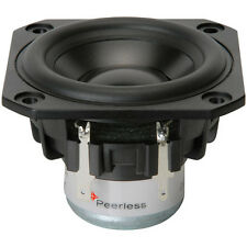 "Peerless 830984 2-1/2"" Full Range Woofer"