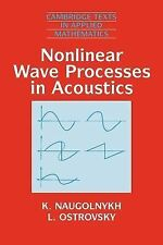 Cambridge Texts in Applied Mathematics Ser.: Nonlinear Wave Processes in...