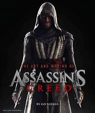 ART AND MAKING OF ASSASSIN'S CREED NEW HARDCOVER BOOK