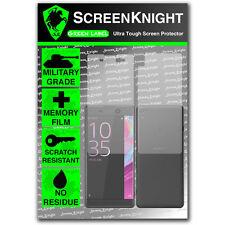 ScreenKnight Sony Xperia XA ULTRA - FULL BODY SCREEN PROTECTOR invisible shield