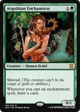 ARGOTHIAN ENCHANTRESS Eternal Masters MTG Green Creature — Human Druid Mythic Ra