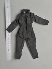 1:6 WWII SS German Wehrmacht Armored Force Panzer Coverall Jumpsuit Uniform