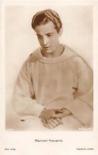 B10228 Actors Acteurs Cinema Film Ramon Novarro