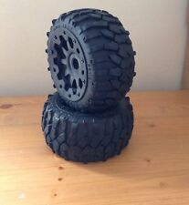 HPI BAJA HIGH QUALITY REAR STONE TYRES&WHEELS FOR HPIBAJA 5B,5B2.0,1/5,KM,ROVAN
