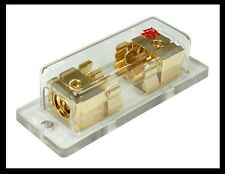 DLS FB1 FOR 2 FUSE BLOCK FOR TWO FUSES IN PARALLELL, BRAND NEW