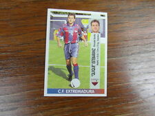 FOOTBALL STICKER PANINI collector : ESTEBARANZ EXTREMADURA LIGA 1996-1997