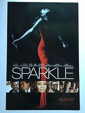 "Sparkle Promo Movie Poster 11""x 17"" Whitney Houston Jordan Sparks"