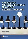 Management &Organisational Behaviour (7th Edition)