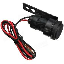 Motorcycle Bike Mobile Phone USB Charger Power Adapter 12v Waterproof.