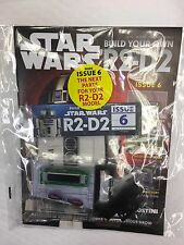 STAR WARS Build Your Own R2D2 Part Work Collect Weekly ISSUE 6 LCD DISPLAY SCREE