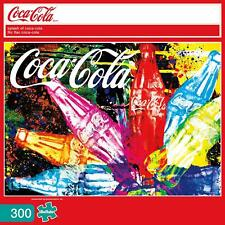 BUFFALO GAMES JIGSAW PUZZLE SPLASH OF COCA-COLA 300 PCS #2474