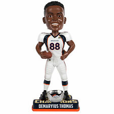 Demaryius Thomas Super Bowl 50 Champions Ring Denver Broncos Bobblehead Presale