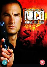 Nico - Above The Law (DVD, 1999)  Steven Seagal, Pam Grier, Henry Silva