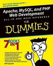 Apache, MySQL, and PHP Web Development All-in-One Desk Reference for