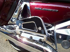 Under Floorboard Chrome Trim (pair) 2001 and up Honda Goldwing GL1800 (45-1601)