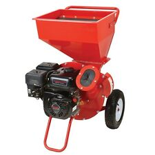 Heavy Duty 6.5 HP Wood Chipper Leaf Shredder Gas Powered (2 Year Warranty)
