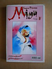 VAMPIRE PRINCESS MIYU n°3 edizione Play Press Manga  [G371D]