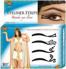 Egyptian Eyeliner Makeup Cleopatra Fancy Dress Up Halloween Costume Accessory