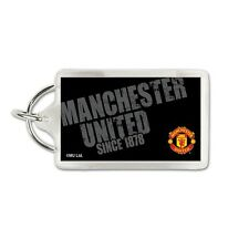 Soccer Manchester United FC Premium Acrylic Key Ring