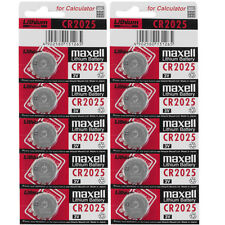 10X CR2025 2025 3V BRAND NEW LITHIUM BUTTON / COIN CELLS BATTERIES UK CHEAPEST
