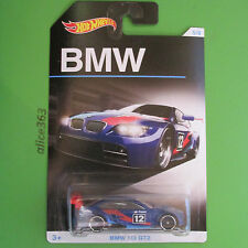 HOT WHEELS 2016 -   BMW  Series -   BMW M3 GT2   -  neu in OVP