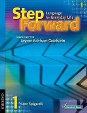 Step Forward Ser.: Language for Everyday Life by Jane Spigarelli (2006, Paperbac