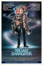 Last Starfighter Poster 02 A4 10x8 Photo Print