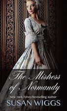 The Mistress of Normandy by Susan Wiggs (2015, Hardcover, Large Type)