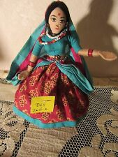 Estate Found Vintage Doll From India In Clothing From Vintage Eara