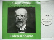 BOCHMANN QT PLAYS DVORAK QUARTETs NOs 9 & 12 NBH Records 2001