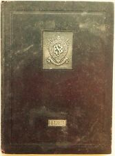 1943 THE BARNARD SCHOOL FOR BOYS HIGH SCHOOL YEARBOOK, BARNARD BRIC, BRONX, NY
