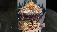 WDW Featured Attraction pin Kali River Rapids Mickey LE3000 2008 NOC 3 of 12