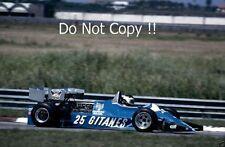 Jean-Pierre Jarier Ligier JS21 Brazilian Grand Prix 1983 Photograph