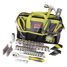 NEW Craftsman Evolv 83 pc Homeowner Tool Set w Bag 41283 Ratchet Wrench Socket