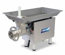 COMMERCIAL #22 BUTCHER MEAT GRINDER  1 HP HEAVY 120 VOLT***** FREE SHIPPING*****