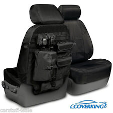 CORDURA BALLISTIC® Tactical Front Seat Covers Made for 1997-2000 Hummer H1 WAGON