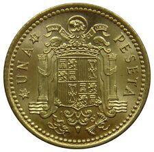 (R15) - Spanien - 1 Peseta - 1966 (1970) - Francisco Franco - UNC - KM# 796