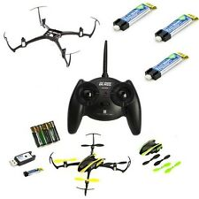 Blade Nano QX RTF QuadCopter w/ 4x Battery + Crash Kit Combo 2 BLH7600