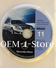 1999 2000 MERCEDES S420 S430 S500 S600 C NAVI NAVIGATION DISC CD 11 CANADA BC ON