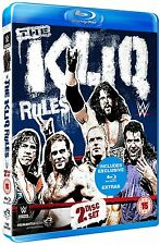 WWE The Kliq Rules 2er [Blu-ray] NEU Triple H, HBK, X-Pac Scott Hall, Kevin Nash