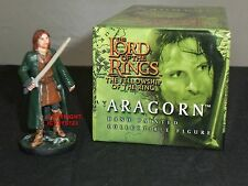 BRITAINS 40457 LORD OF THE RINGS FILM MOVIE ARAGORN METAL CHARACTER FIGURE