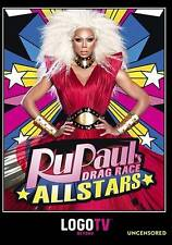 RuPaul's All Star Drag Race   DVD Uncensored    LIKE NEW