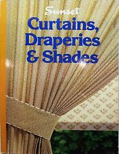 Curtains, Draperies & Shades-by Sunset Magazine-Vintage How-To Guide-Decorating