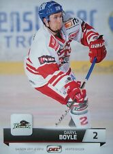 003 Daryl Boyle Augsburger Panther DEL 2011-12