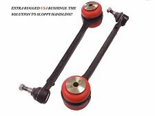 PAIR Control Arm Front Lower Ball Joint and Bushings 2004-11 Dodge Charger 2WD