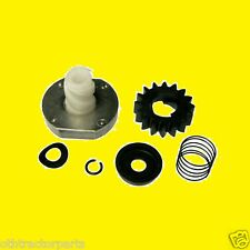 Briggs & Stratton Starter Drive Gear Kit  Plastic C-Clip Sytle 497606, 696541